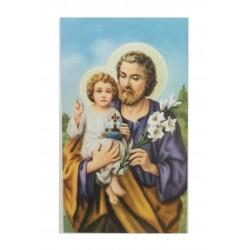 Bidprentje heilige Jozef