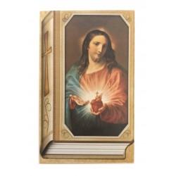 Bidprentje Heilig Hart van...