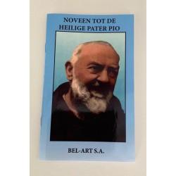 Noveen tot Pater Pio