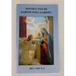 Noveen tot aartsengel Gabriël