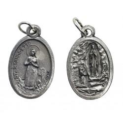 Medaille Bernadette, Lourdes