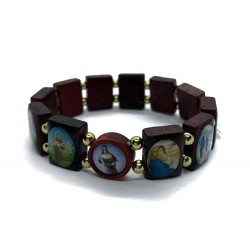Armband verschillende heiligen