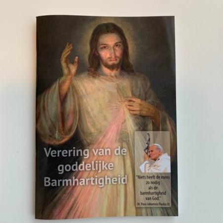 Verering van de goddelijke Barmhartigheid - H. Faustina