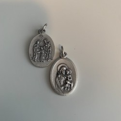 Medaille H. Jozef met H....