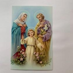 Bidprentje heilige Familie