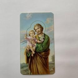 Bidprentje heilige Jozef...