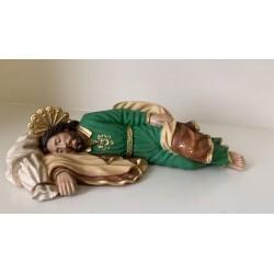 Slapende Jozef hars 30 cm