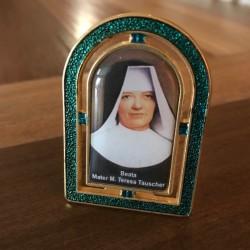 Icoon van moeder Maria...
